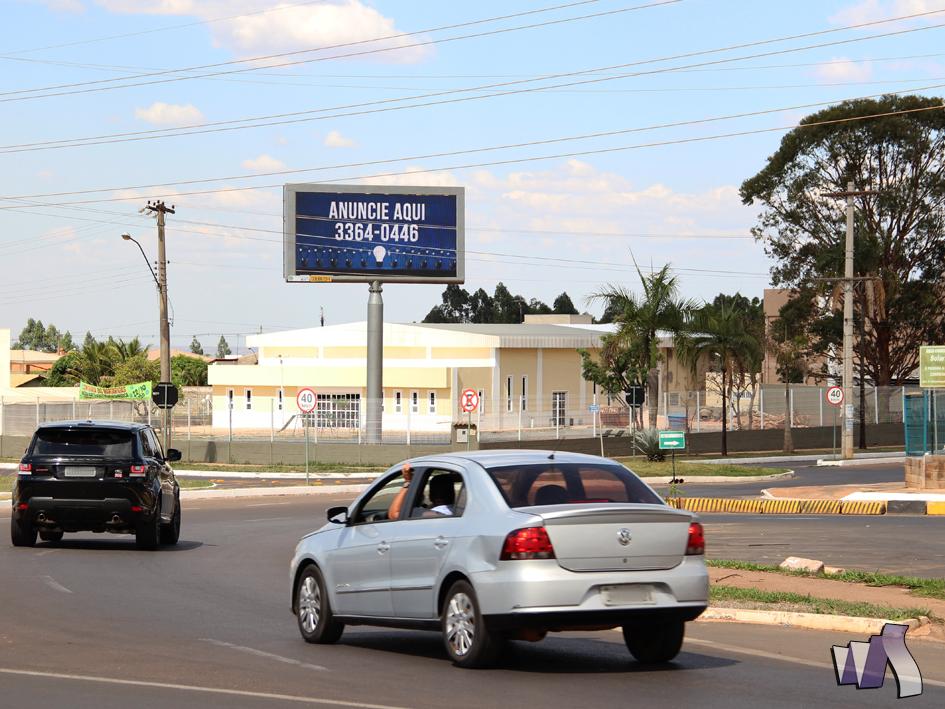 LED Condomínio Solar de Brasília